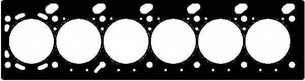 Прокладка головки цилиндра REINZ 61-29315-00 - изображение