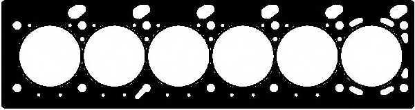 Прокладка головки цилиндра REINZ 61-29320-00 - изображение