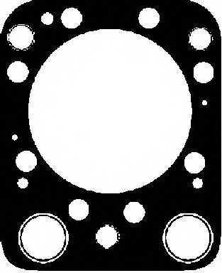 Прокладка головки цилиндра REINZ 61-31050-00 - изображение