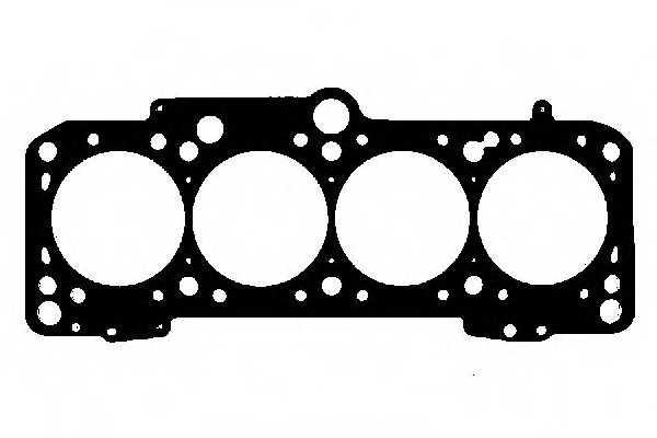 Прокладка головки цилиндра REINZ 61-31080-00 - изображение