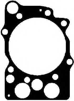 Прокладка головки цилиндра REINZ 61-31085-10 - изображение
