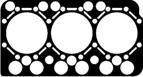 Прокладка головки цилиндра REINZ 61-31090-10 - изображение