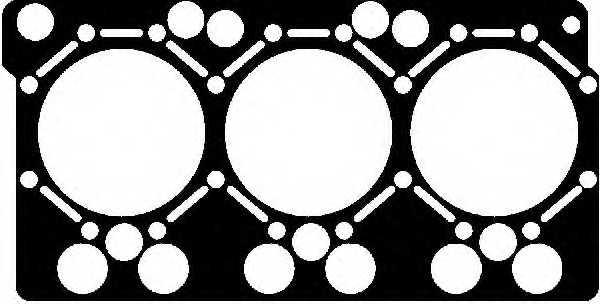 Прокладка головки цилиндра REINZ 61-31095-10 - изображение