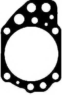 Прокладка головки цилиндра REINZ 61-31160-00 - изображение