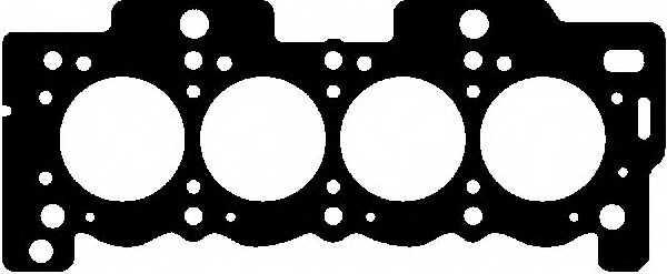 Прокладка головки цилиндра REINZ 61-31195-00 - изображение