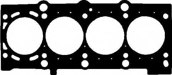 Прокладка головки цилиндра REINZ 61-31240-00 - изображение