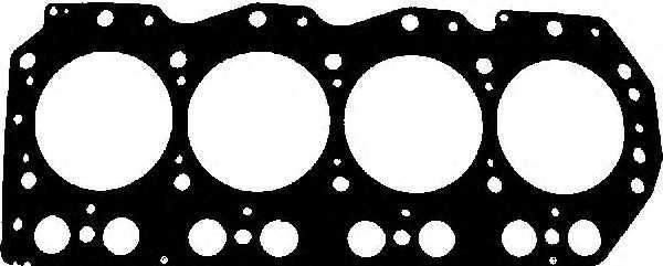 Прокладка головки цилиндра REINZ 61-31275-10 - изображение