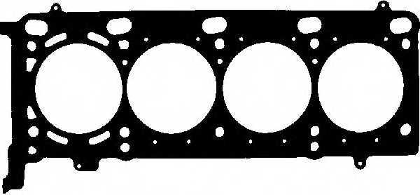 Прокладка головки цилиндра REINZ 61-31370-00 - изображение