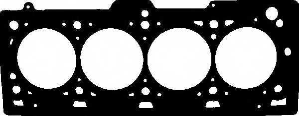 Прокладка головки цилиндра REINZ 61-31675-00 - изображение