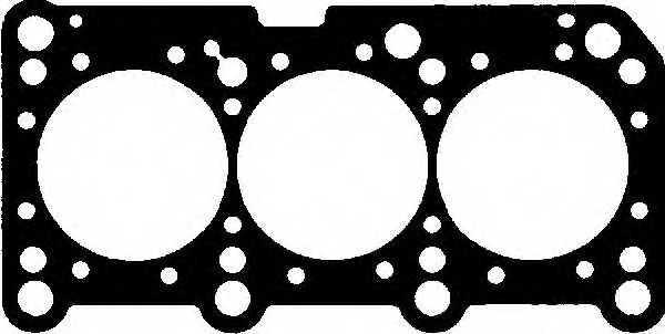 Прокладка головки цилиндра REINZ 61-31705-00 - изображение