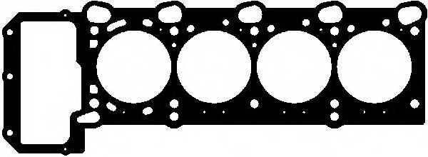 Прокладка головки цилиндра REINZ 61-31885-00 - изображение