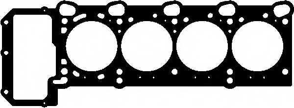 Прокладка головки цилиндра REINZ 61-31895-00 - изображение