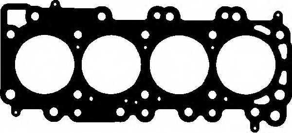 Прокладка головки цилиндра REINZ 61-33465-00 - изображение