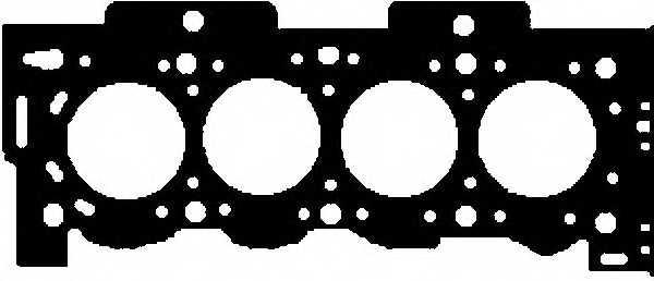 Прокладка головки цилиндра REINZ 61-33710-00 - изображение