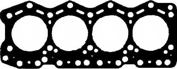 Прокладка головки цилиндра REINZ 61-33955-10 - изображение