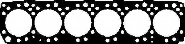 Прокладка головки цилиндра REINZ 61-34065-00 - изображение