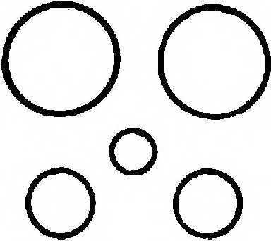 Прокладка головки цилиндра REINZ 61-34120-00 - изображение
