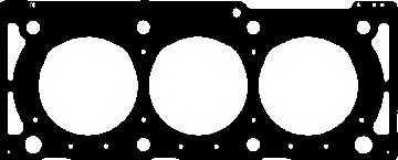Прокладка головки цилиндра REINZ 61-34225-00 - изображение