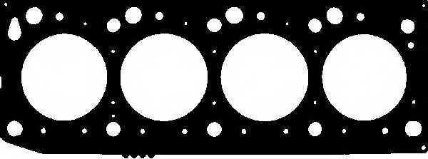 Прокладка головки цилиндра REINZ 61-34315-20 - изображение