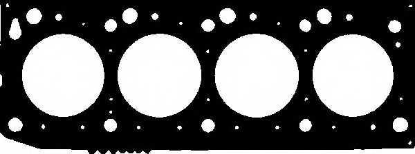 Прокладка головки цилиндра REINZ 61-34315-50 - изображение