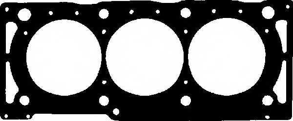 Прокладка головки цилиндра REINZ 61-34430-00 - изображение