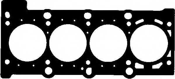 Прокладка головки цилиндра REINZ 61-34910-00 - изображение