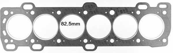 Прокладка головки цилиндра REINZ 61-35085-00 - изображение