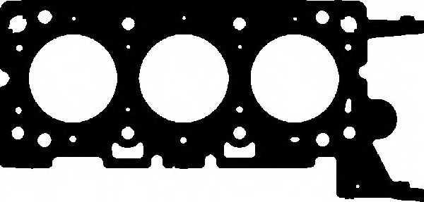Прокладка головки цилиндра REINZ 61-35125-00 - изображение