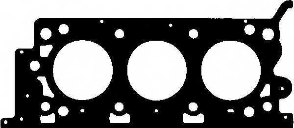 Прокладка головки цилиндра REINZ 61-35140-00 - изображение