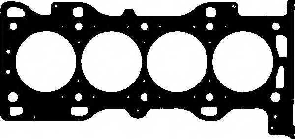 Прокладка головки цилиндра REINZ 61-35435-00 - изображение