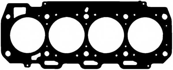 Прокладка головки цилиндра REINZ 61-35580-00 - изображение