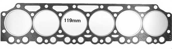 Прокладка головки цилиндра REINZ 61-35880-20 - изображение
