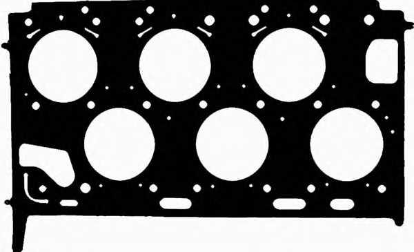 Прокладка головки цилиндра REINZ 61-35990-00 - изображение