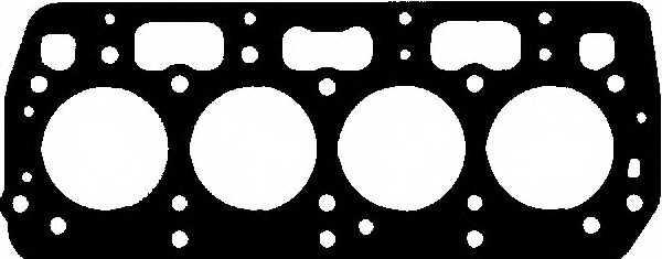 Прокладка головки цилиндра REINZ 61-36085-00 - изображение