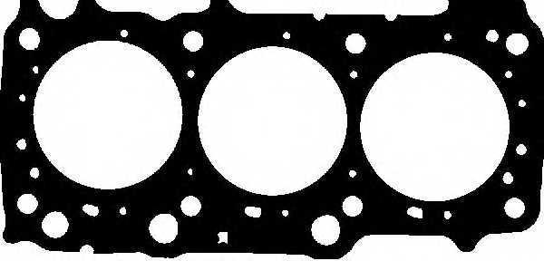Прокладка головки цилиндра REINZ 61-36185-00 - изображение