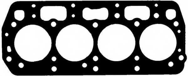 Прокладка головки цилиндра REINZ 61-36205-00 - изображение