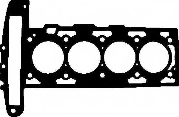 Прокладка головки цилиндра REINZ 61-36220-00 - изображение