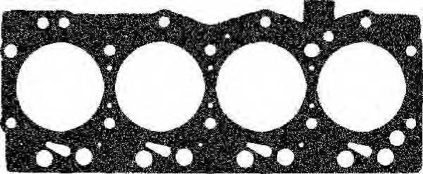 Прокладка головки цилиндра REINZ 61-36410-10 - изображение