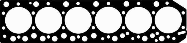 Прокладка головки цилиндра REINZ 61-36435-10 - изображение