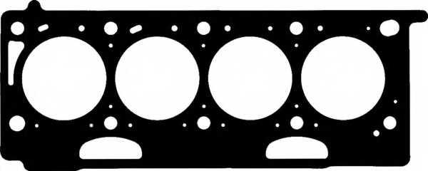 Прокладка головки цилиндра REINZ 61-36645-10 - изображение