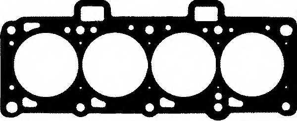 Прокладка головки цилиндра REINZ 61-36660-00 - изображение