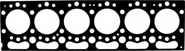 Прокладка головки цилиндра REINZ 61-36830-00 - изображение