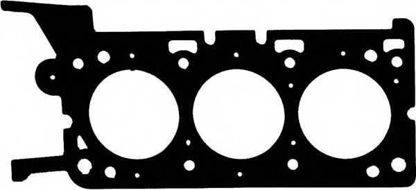 Прокладка головки цилиндра REINZ 61-36880-00 - изображение
