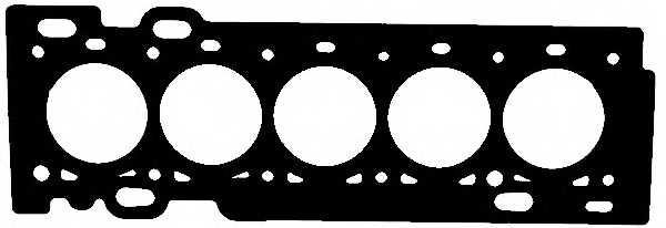 Прокладка головки цилиндра REINZ 61-37205-00 - изображение