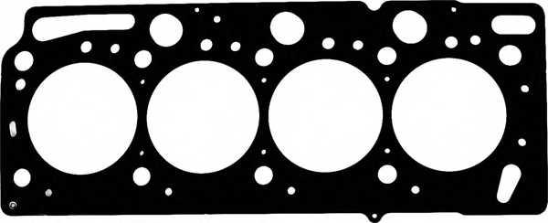 Прокладка головки цилиндра REINZ 61-37235-00 - изображение