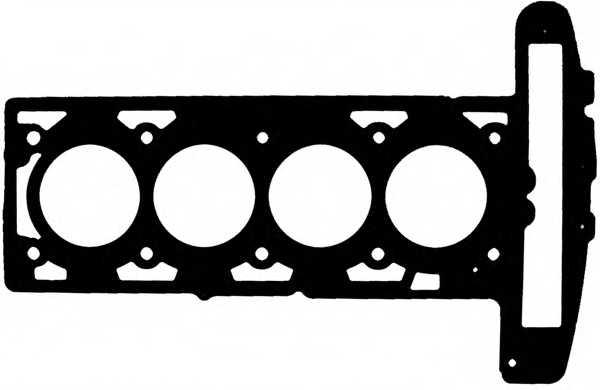 Прокладка головки цилиндра REINZ 61-37265-00 - изображение