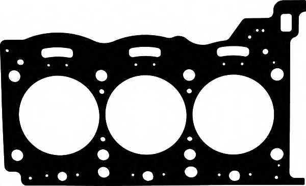 Прокладка головки цилиндра REINZ 61-37440-10 - изображение