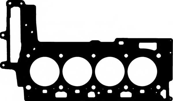 Прокладка головки цилиндра REINZ 61-37635-10 - изображение