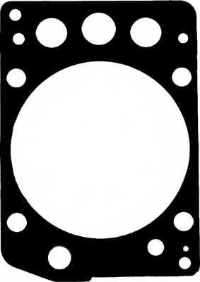 Прокладка головки цилиндра REINZ 61-37770-00 - изображение
