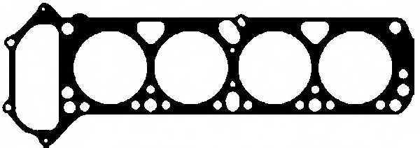 Прокладка головки цилиндра REINZ 61-52205-00 - изображение